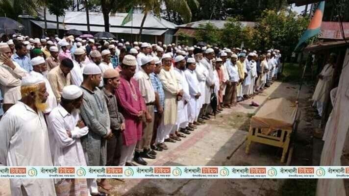 বিএনপি নেতা ফজলুল কাদেরের মায়ের জানাযা: বিভিন্ন মহলের শোক